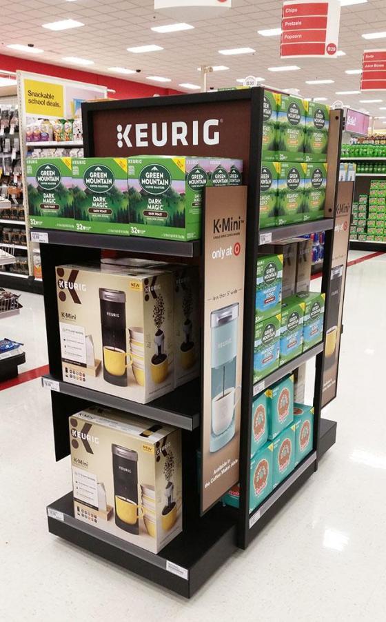 Keurig Gives Target a Slim Coffee Brewer   Rise