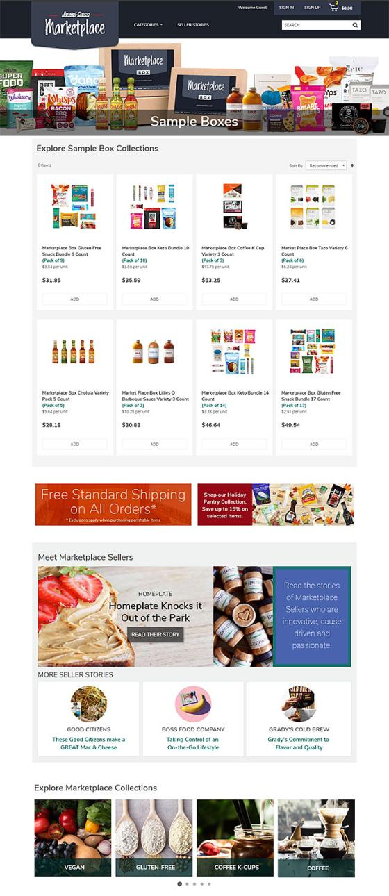 Albertsons Marketplace Continues to Evolve | Path to Purchase IQ