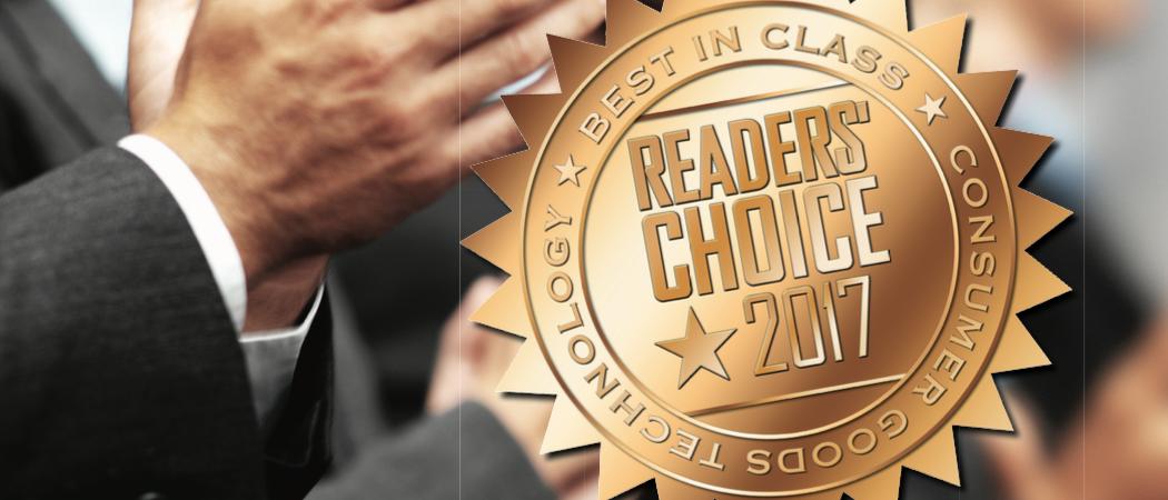 Readers' Choice 2017