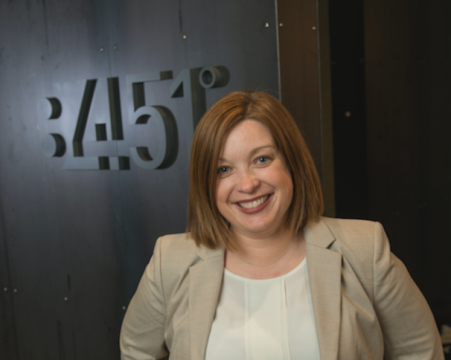 Megan Moglia, Senior Vice President, Customer Strategy & Activation, 84.51°