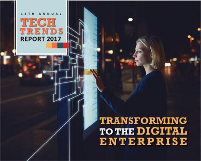 Tech Trends Report 2017 teaser image