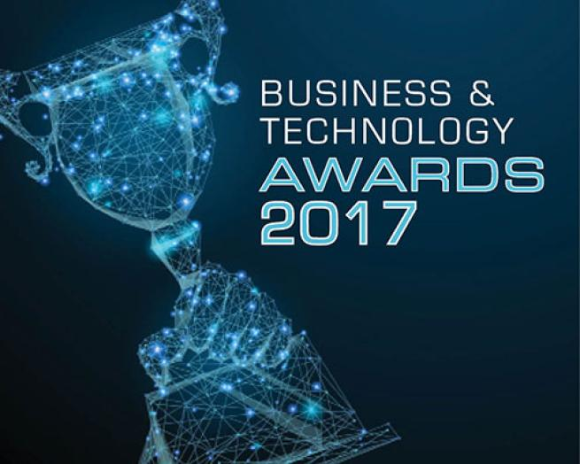 Business and technology awards 2017, cmo of the year