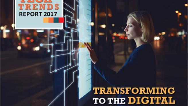 Tech Trends 2017 Hero Image