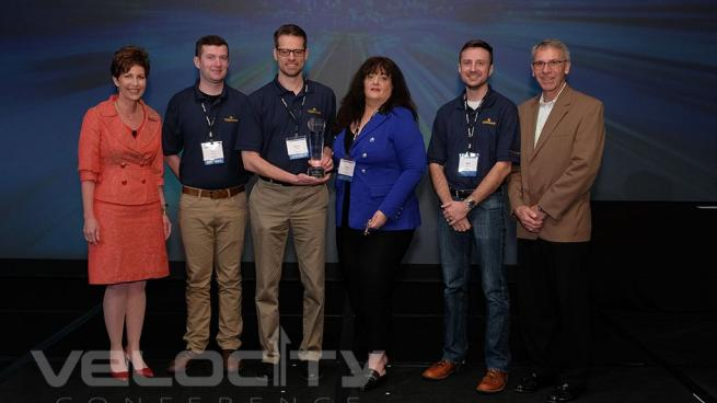 Tillamook receives 2019 Velocity Award