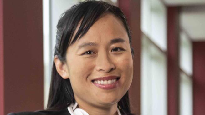 Christine Nessen of Office Depot