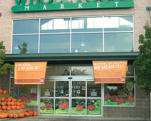 Whole Foods Exterior