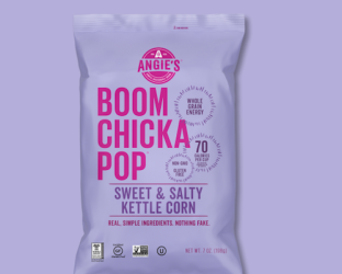 Angie's Artisan Treats Boomchickapop Sweet & Salty Kettle Corn
