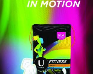 U by Kotex Fitness Walgreens Coupon Book Ad