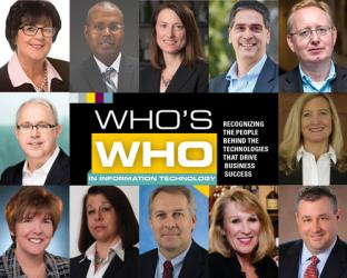Who's Who in Information Technology 2017