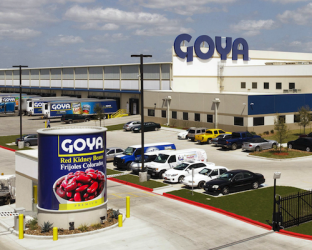 Goya Foods new facility expansion Texas teaser image