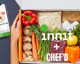 innit and Chef'd