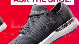 Connected Footwear