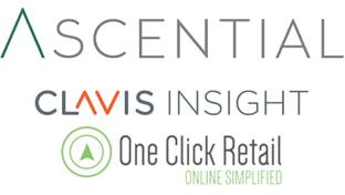 Ascential and ClavisInsight logos