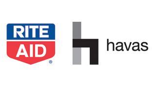 Rite Aid and Havas logos